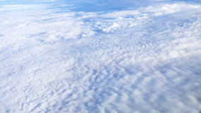 White Cloud and blue sky Royalty Free Stock Photo