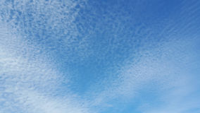 White cloud fluffy and blue sky Stock Photo