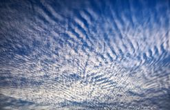 White clouds background. royalty free stock images