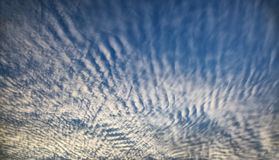 White clouds background. stock images