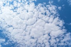 Beautiful clouds Royalty Free Stock Photos