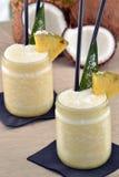 White cocktail Stock Photo