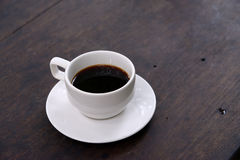 White Coffee Cup Stock Photos