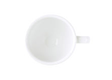White coffee cup Royalty Free Stock Images