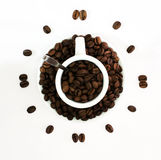 Coffee - Time Royalty Free Stock Images