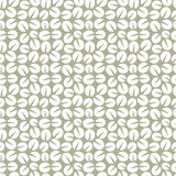 White coffee pattern Stock Photography