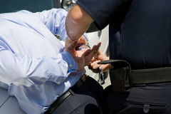 White Collar Crime Stock Images