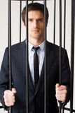 White collar crime. Royalty Free Stock Photo