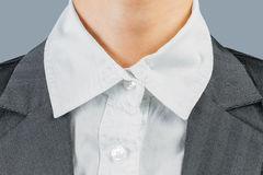 White collar worker Royalty Free Stock Photo
