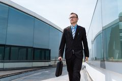White-collar worker Stock Images