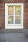 White color vintage style window Royalty Free Stock Images