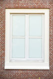 White color vintage style window Royalty Free Stock Photography