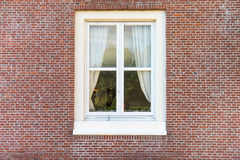 White color vintage style window Royalty Free Stock Photo