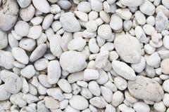 White colour stone background Stock Photos