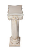 White column Stock Image