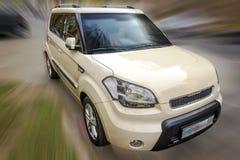 Compact car KIA. Stock Images