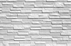 White concrete tile wall Stock Photo