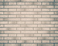 White concrete tile wall Royalty Free Stock Images