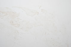 White Concrete Wall Royalty Free Stock Photography