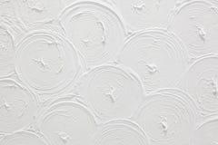 White concrete wall background Stock Image