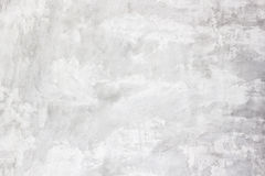White Concrete wall background, royalty free stock photo