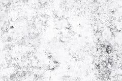 White Concrete Wall Background. Black and white macro photo close up Royalty Free Stock Image