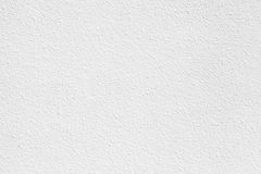White concrete wall with plaster. Background texture Royalty Free Stock Photo