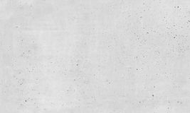 White concrete wall, seamless background Royalty Free Stock Photo
