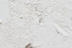 White concrete wall texture. Architecture backgrounds block built cement cinder color construction design dirty element exterior floor gray grooved horizontal royalty free stock image