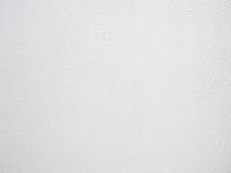 White Concrete Wall Texture Royalty Free Stock Image