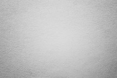 White concrete wall Stock Images