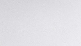 White concrete wall texture and background seamless. Stock Image