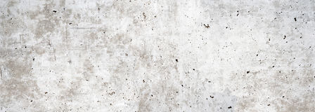 White concrete wall. Texture of an old white concrete wall for background Stock Image