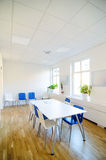 White conference room Stock Photography