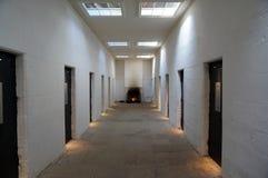 White corridor, Port Arthur Royalty Free Stock Image