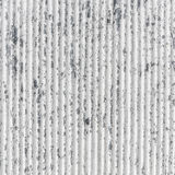 White corrugated metal background Royalty Free Stock Images