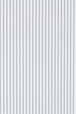 White corrugated paper Stock Photo
