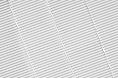 White corrugated paper Royalty Free Stock Photo