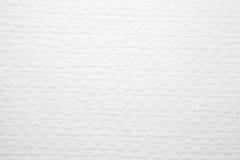 White cotton fabric, background texture Royalty Free Stock Photo