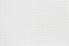 White cotton texture for the background, canvas Royalty Free Stock Image