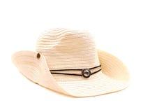 White cowboy hat Royalty Free Stock Image