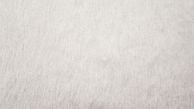 White Cowhide. For background or texture, white fur Stock Photos