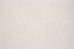 White cream color Fabric texture background Royalty Free Stock Image