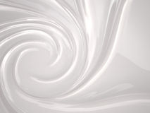 White cream, 3D Stock Photography