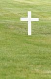 White Cross Stock Photography