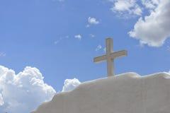 Free White Cross Stock Photos - 27031863