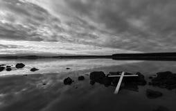 White Cross Rocks. Stock Photography
