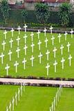 White crosses Stock Images