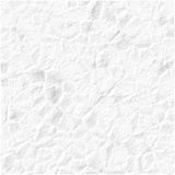 White crumpled paper Stock Images