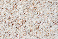 White crushed stone texture Stock Photo
